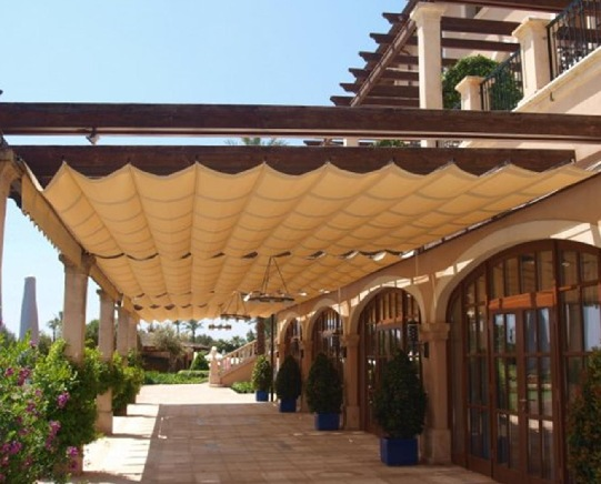 baclony awning for home
